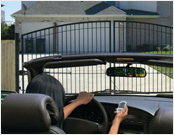 install gate access control systems in Houston, Texas