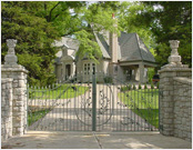 Install wrought Iron gates in Houston, TX