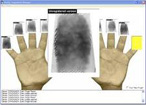 Biometric identification system in Baytown, Texas