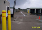 Install commercial vertical lift gate motors, lift gate openers in Houston, Crosby, Pasadena, Baytown, Texas